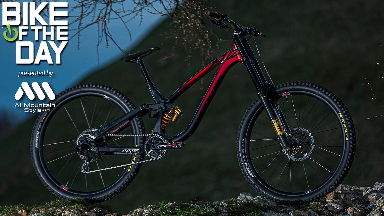 "NS Bikes FUZZ 1 29"" 2020"
