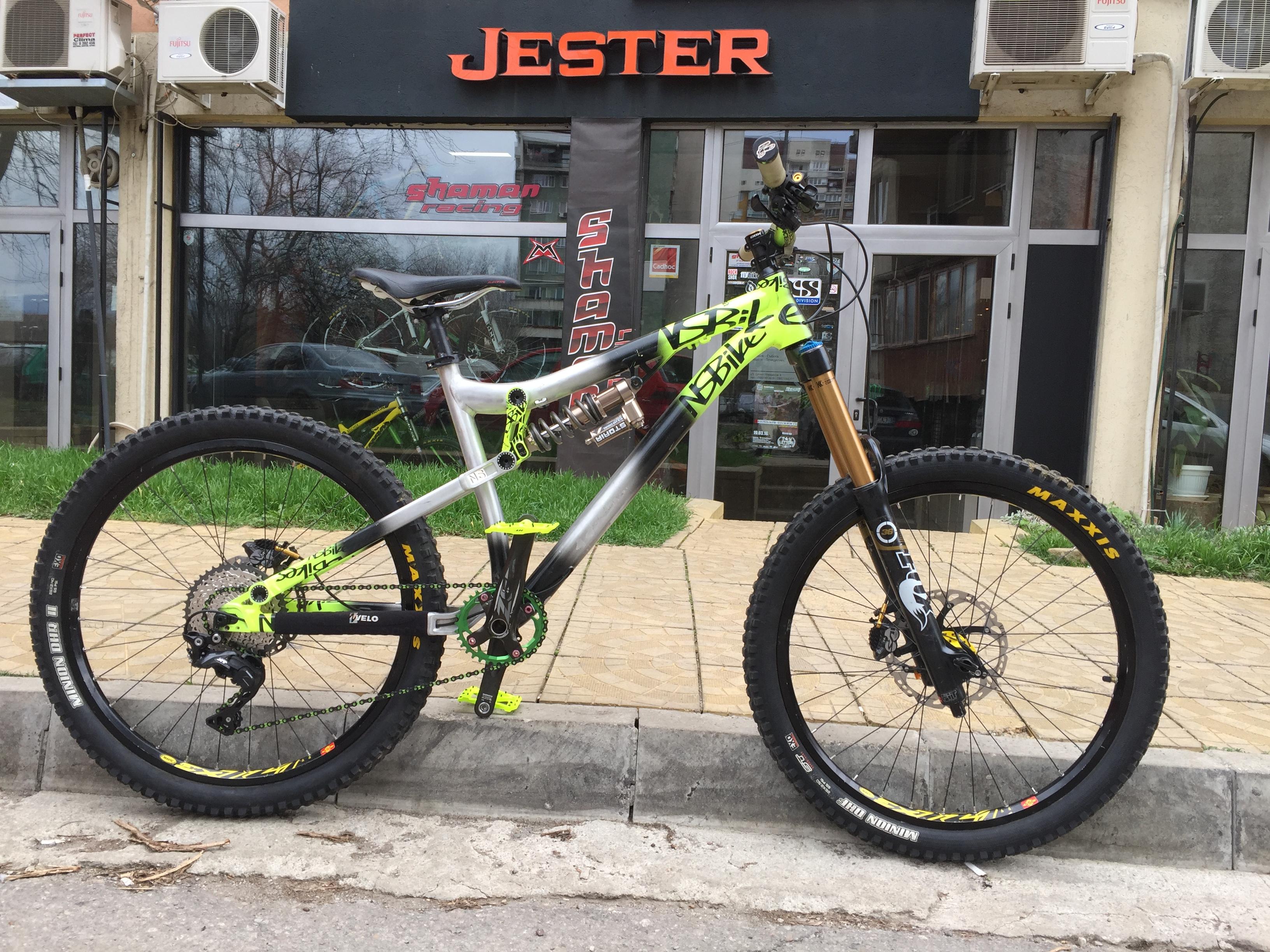 NS Bikes Soda FR 2014 - Metal_Psycho's Bike Check - Vital MTB