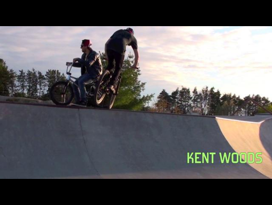 """LamaCycles & The-Rise.com Present: The """"Afternoon Edit"""" w/ Kent Woods"""
