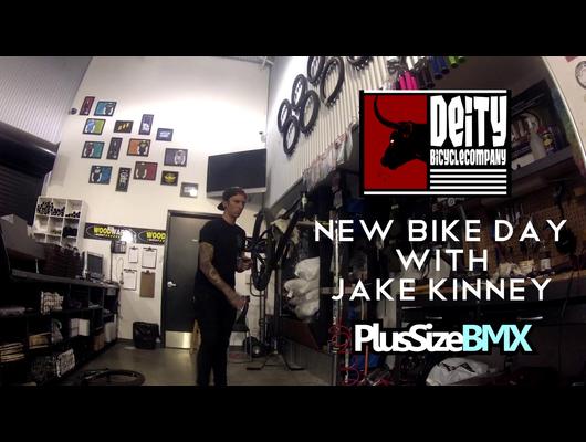 New Bike Day #2: Jake Kinney