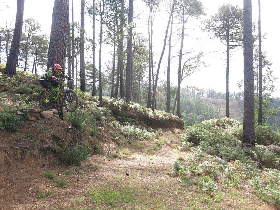 Madeira Island Gap at Red Line Track - David_Braga - Mountain Biking Pictures - Vital MTB