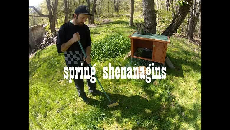 Sinister Bikes Spring Shenanagins