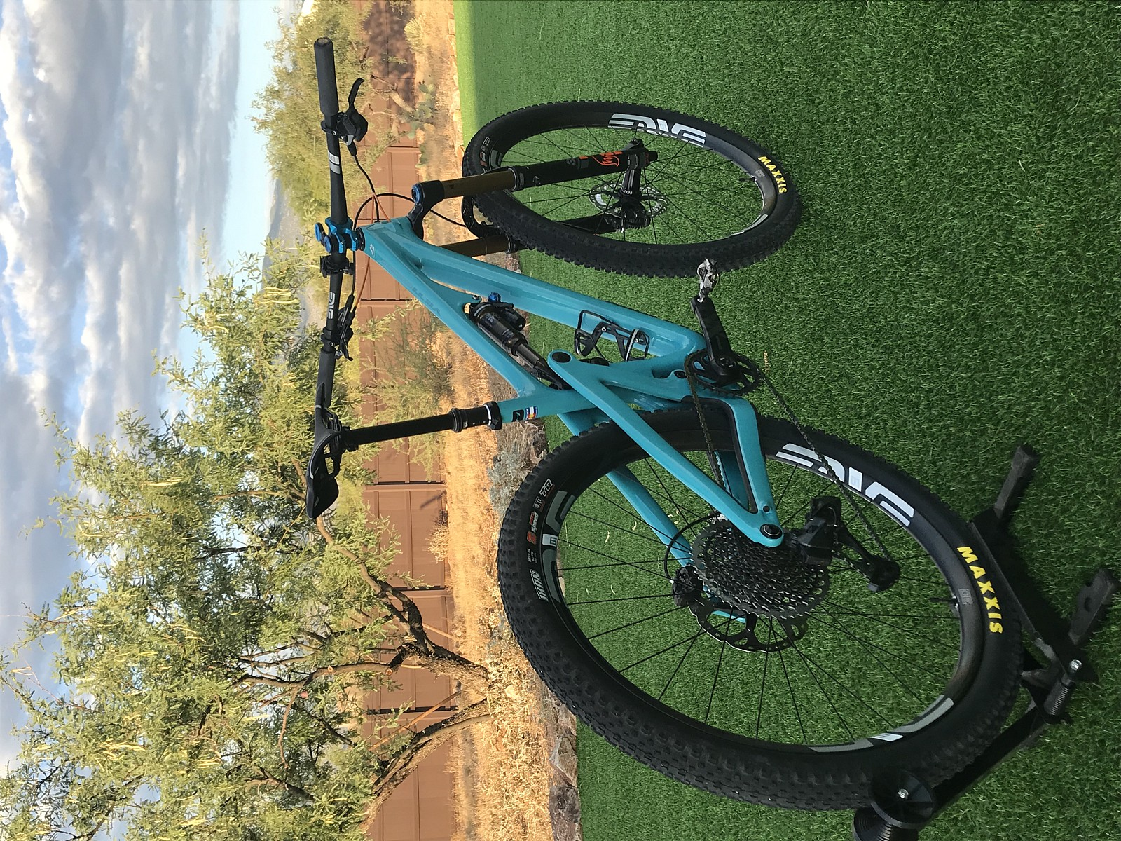 Yeti SB130 - Chase155 - Mountain Biking Pictures - Vital MTB
