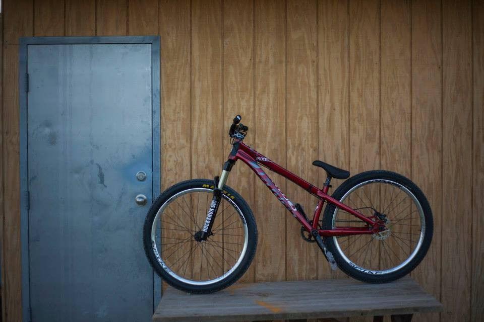 2013 Specialized P.3 Build