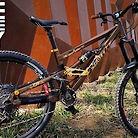 Scott Voltage FR20-Custom Enduro 27.5 (650B)