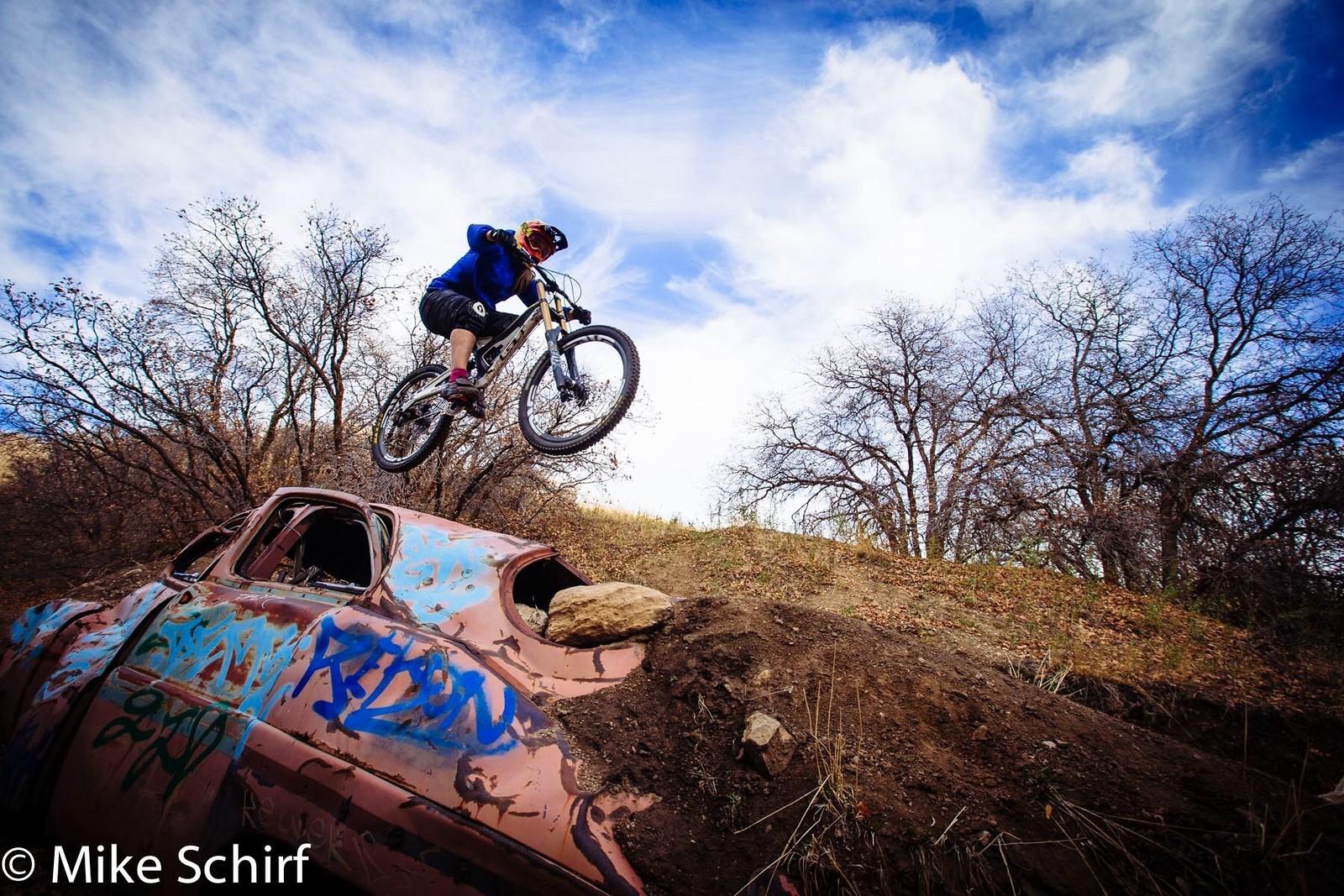 Fender Bender - ambatty - Mountain Biking Pictures - Vital MTB