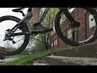 Dialled Bikes Hot Rod Frame build up and ride