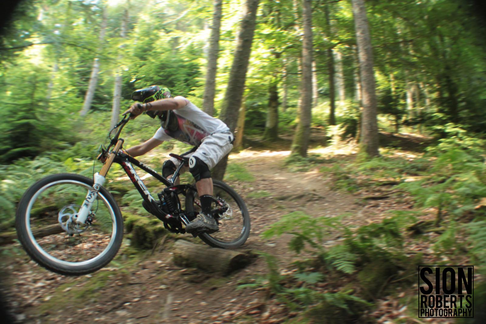 Pinned Through Berm  - sionr644 - Mountain Biking Pictures - Vital MTB
