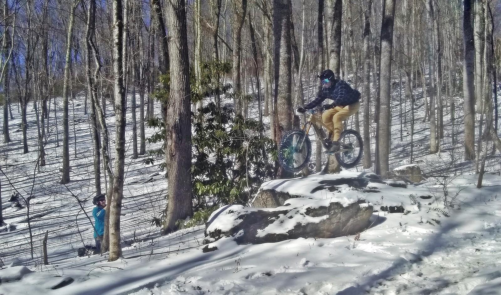 Winter in WNC - corey.carpentier - Mountain Biking Pictures - Vital MTB
