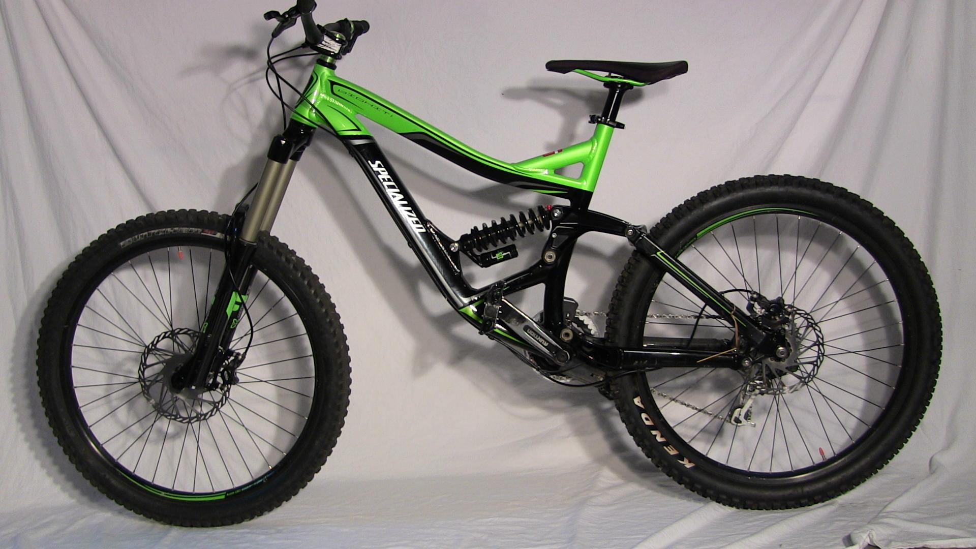 Specialized Big Hit 1 Flyboy469 Mountain Biking