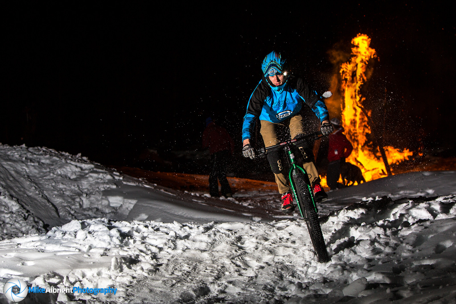 2014 'Ice Crit' - Alex Grediagin - bikesales - Mountain Biking Pictures - Vital MTB