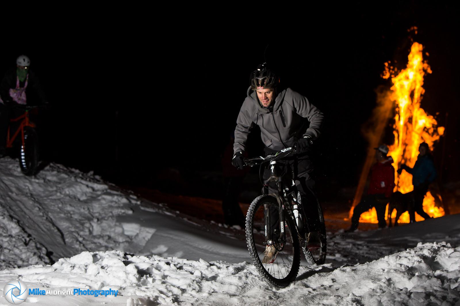 2014 'Ice Crit'  -Kirt Vories - bikesales - Mountain Biking Pictures - Vital MTB