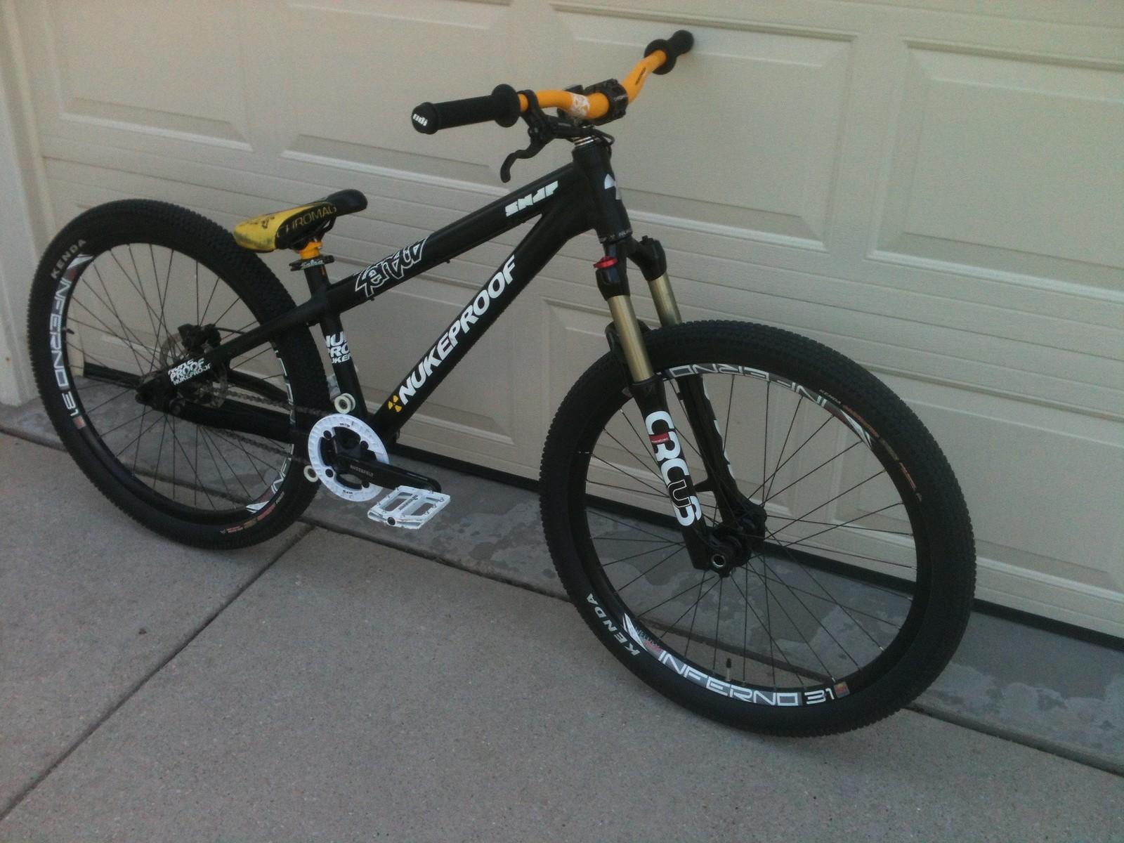 Doritos12145 Bike Check