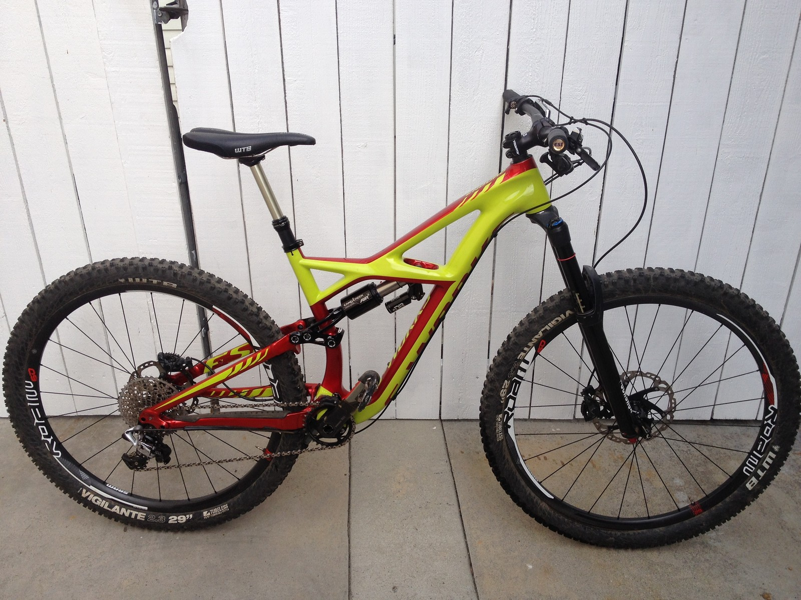 2015 specialized s-wks enduro