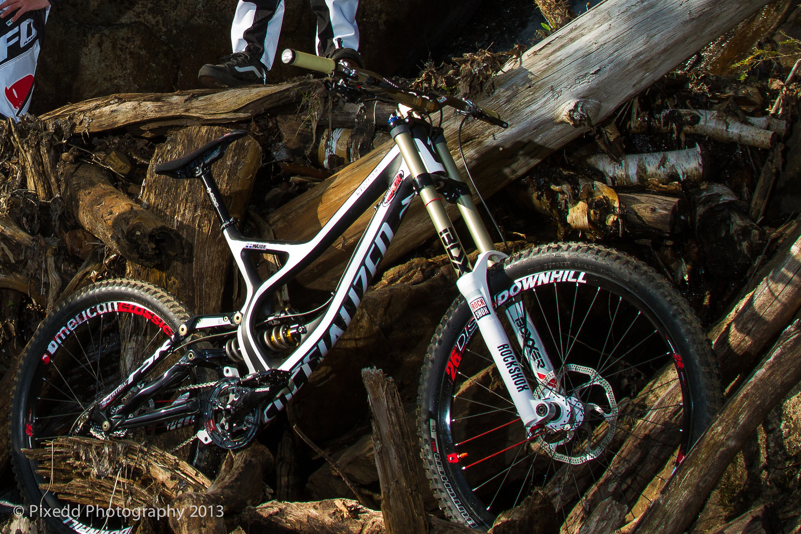 Cycle Neron/Specialized's 2013 Specialized Demo 8 I Carbon