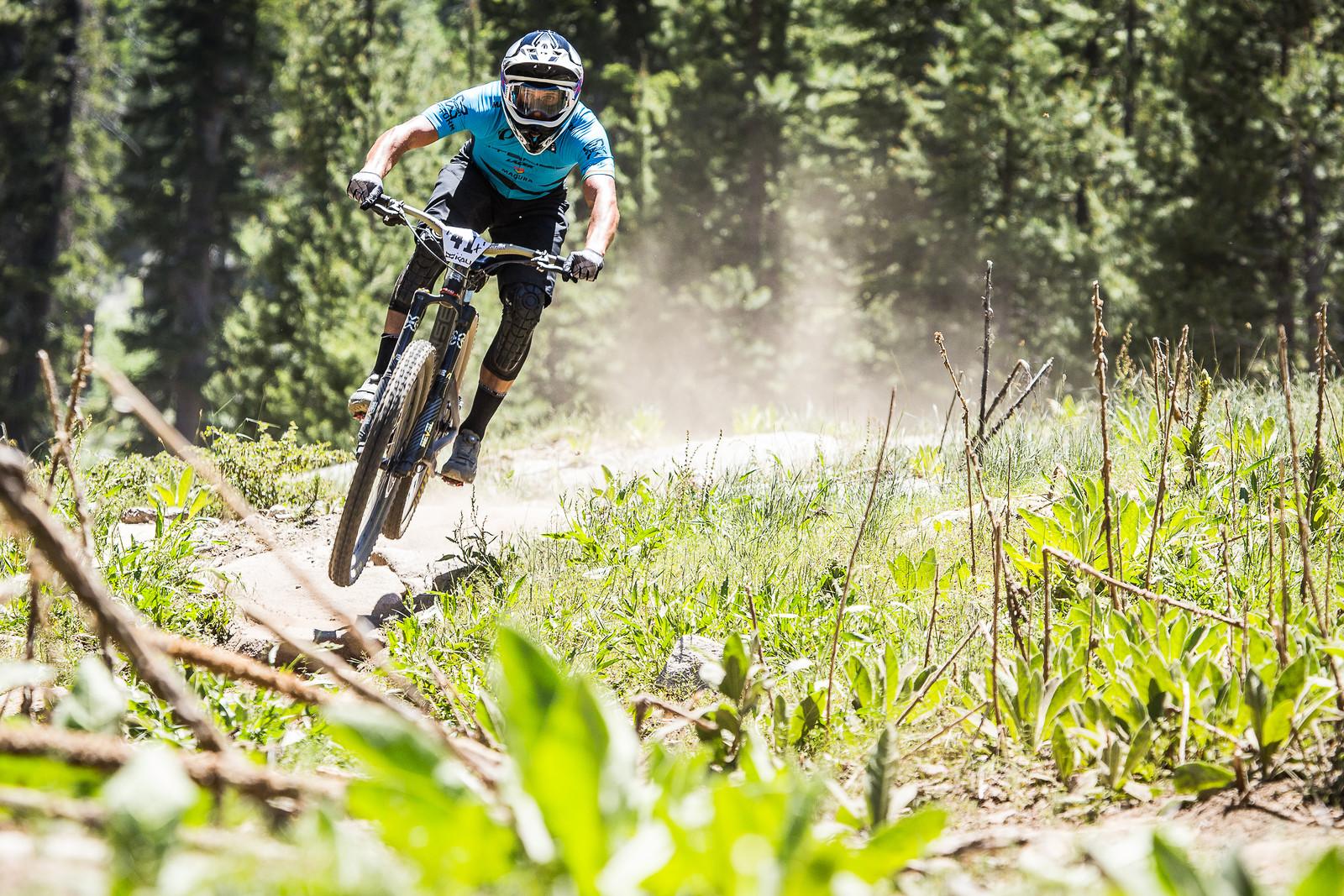 Brian Lopes Pro Men's Winner, VP EnduroFest CES China Peak - danseverson photo - Mountain Biking Pictures - Vital MTB