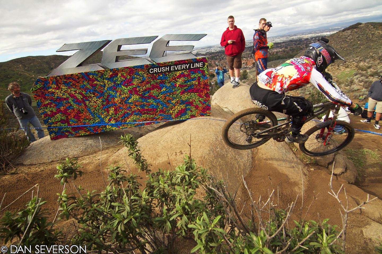 Ricardo Preciado Fontana DH  - danseverson photo - Mountain Biking Pictures - Vital MTB