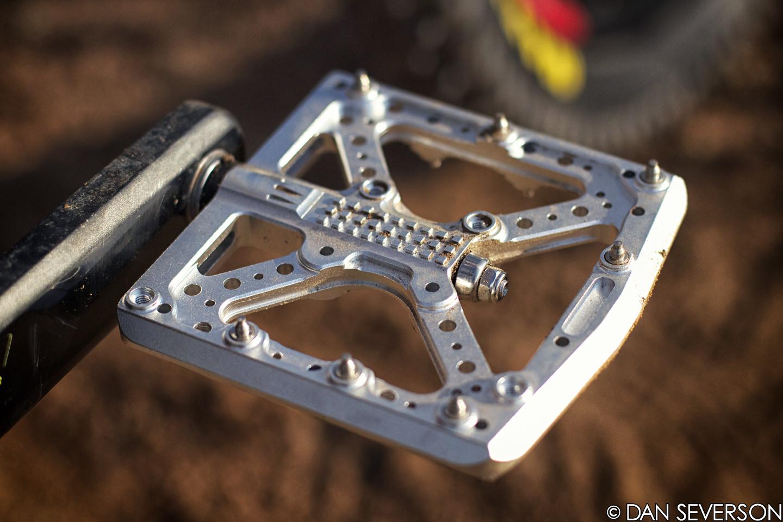 Prototype HT KA Pedal - danseverson photo - Mountain Biking Pictures - Vital MTB