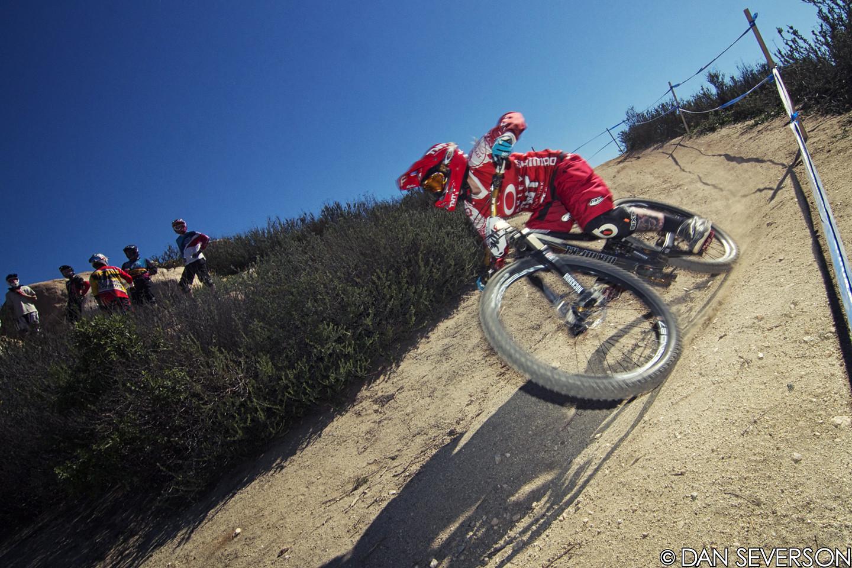 Luana Oliveira Women's Pro Winner - danseverson photo - Mountain Biking Pictures - Vital MTB