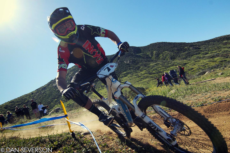 Jon Buckell Close Call - danseverson photo - Mountain Biking Pictures - Vital MTB