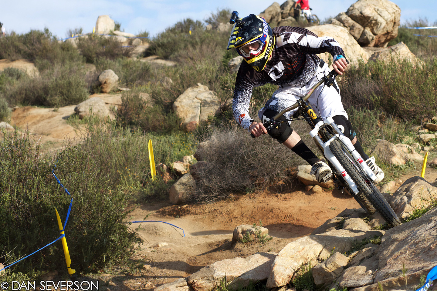 John Keep Fontana Practice  - danseverson photo - Mountain Biking Pictures - Vital MTB