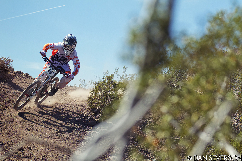 Waylon Smith race run Reaper Madness Pro GRT - danseverson photo - Mountain Biking Pictures - Vital MTB