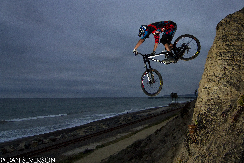 Kevin Aiello hang gliding in SC - danseverson photo - Mountain Biking Pictures - Vital MTB