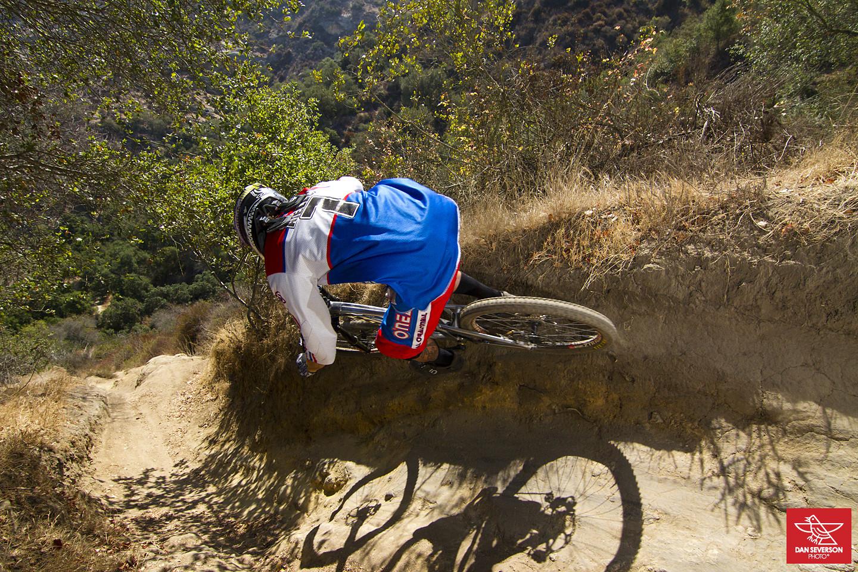 Kevin Aiello  - danseverson photo - Mountain Biking Pictures - Vital MTB