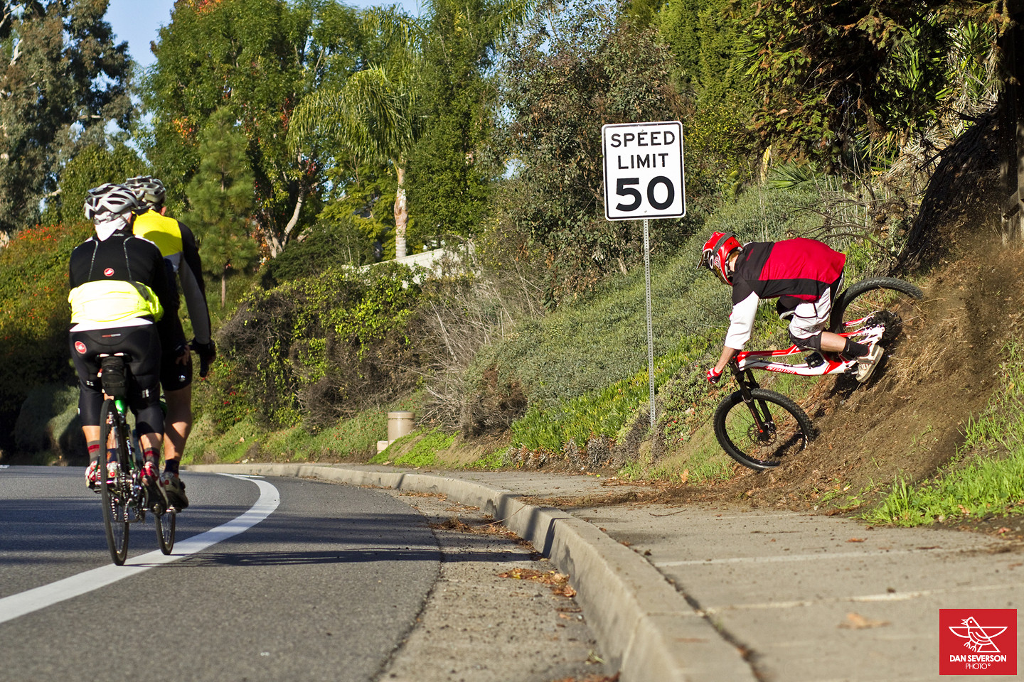 Take'n it to the streets! - danseverson photo - Mountain Biking Pictures - Vital MTB