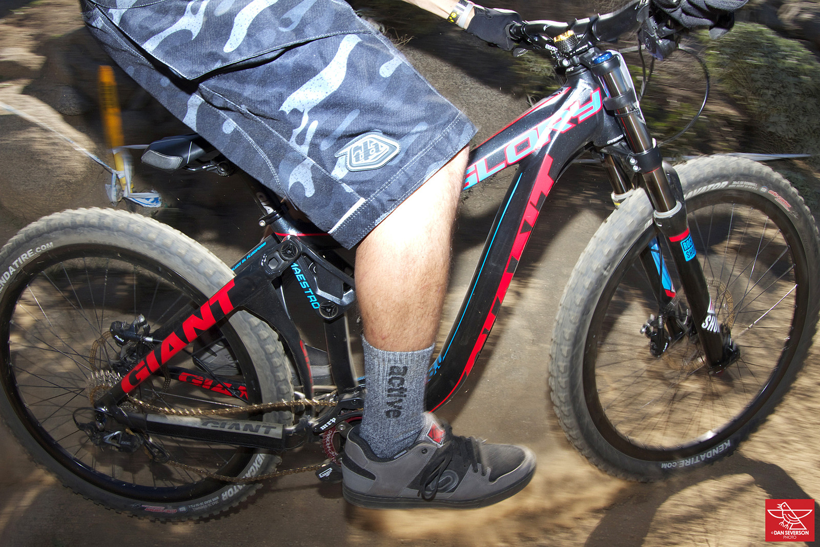 G-Out Project: Fontana 2015 - Giant Glory DH - danseverson photo - Mountain Biking Pictures - Vital MTB
