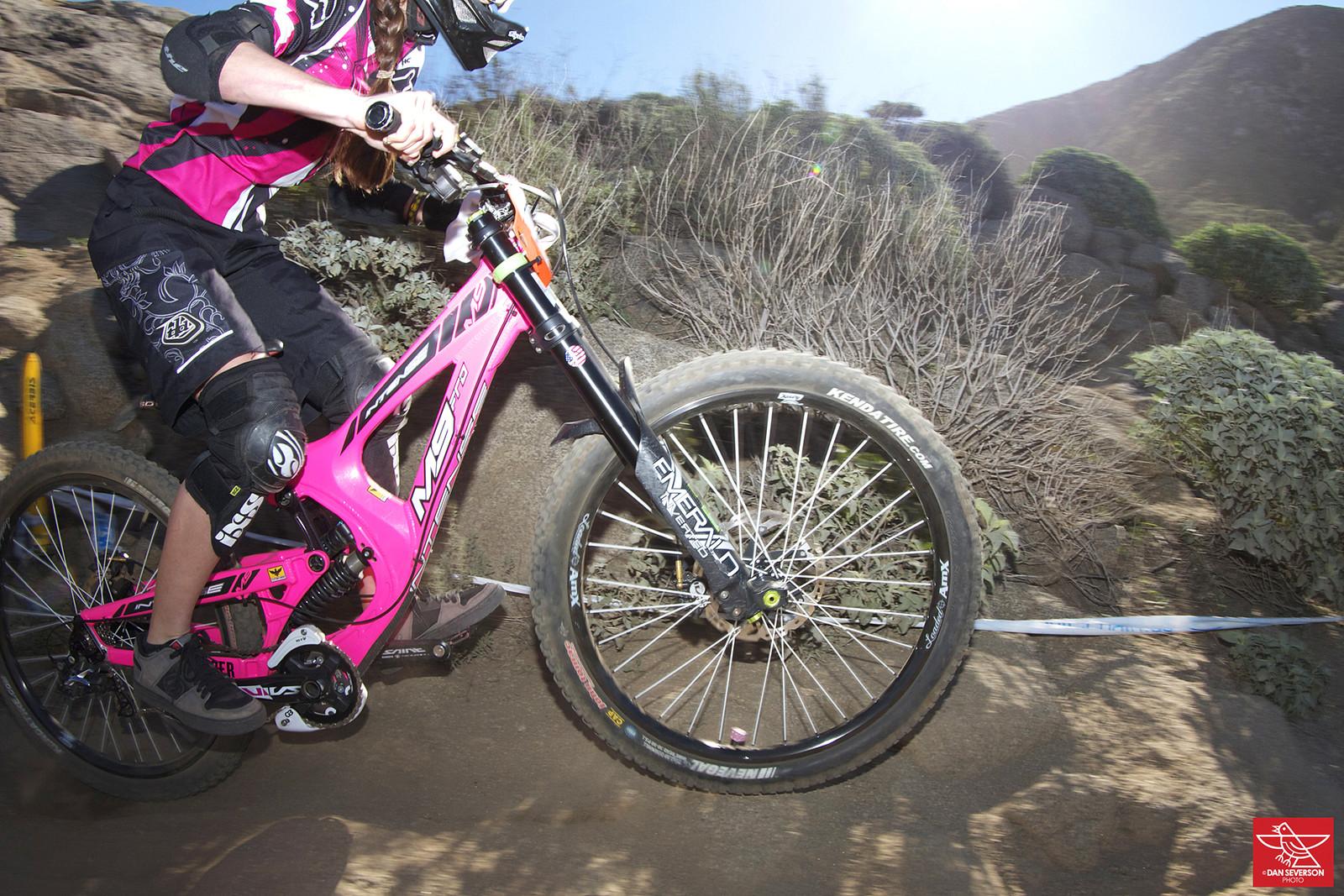 G-Out Project: Fontana 2015 - Intense M9 - danseverson photo - Mountain Biking Pictures - Vital MTB