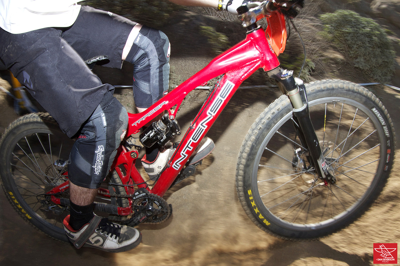 G-Out Project: Fontana 2015 - Intense Tracer - danseverson photo - Mountain Biking Pictures - Vital MTB