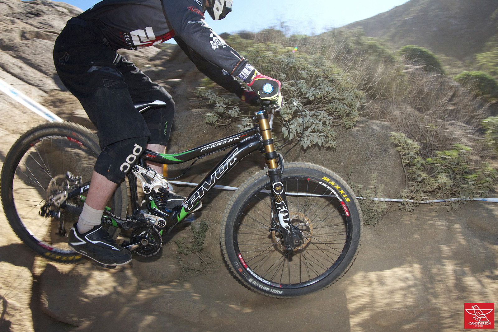 G-Out Project: Fontana 2015 - Pivot Phoenix DH - danseverson photo - Mountain Biking Pictures - Vital MTB