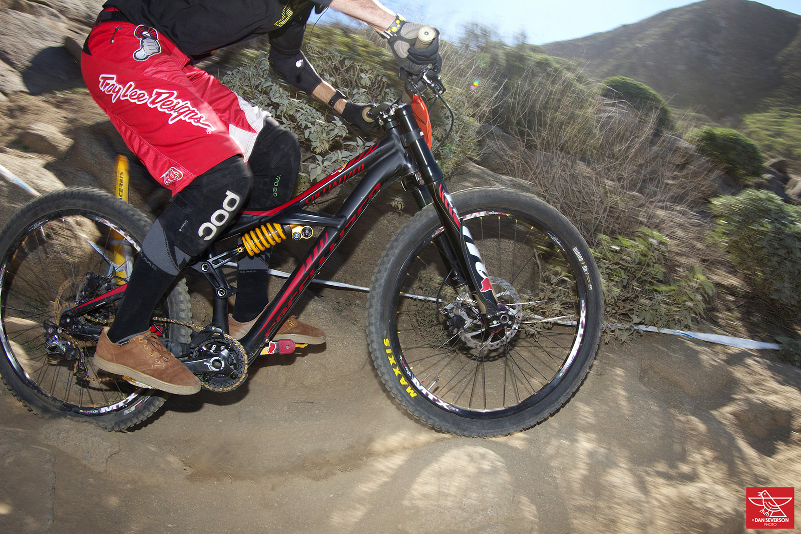 G-Out Project: Fontana 2015 - Specialized Enduro - danseverson photo - Mountain Biking Pictures - Vital MTB