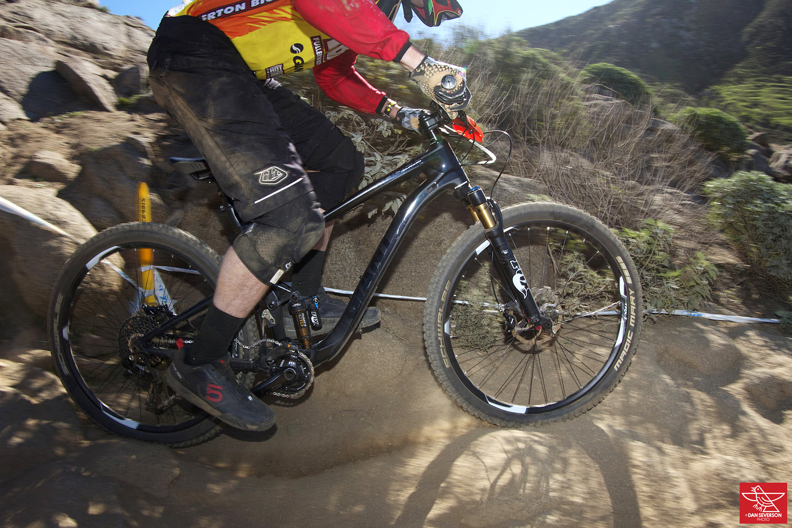 G-Out Project: Fontana 2015 - Giant Trance - danseverson photo - Mountain Biking Pictures - Vital MTB
