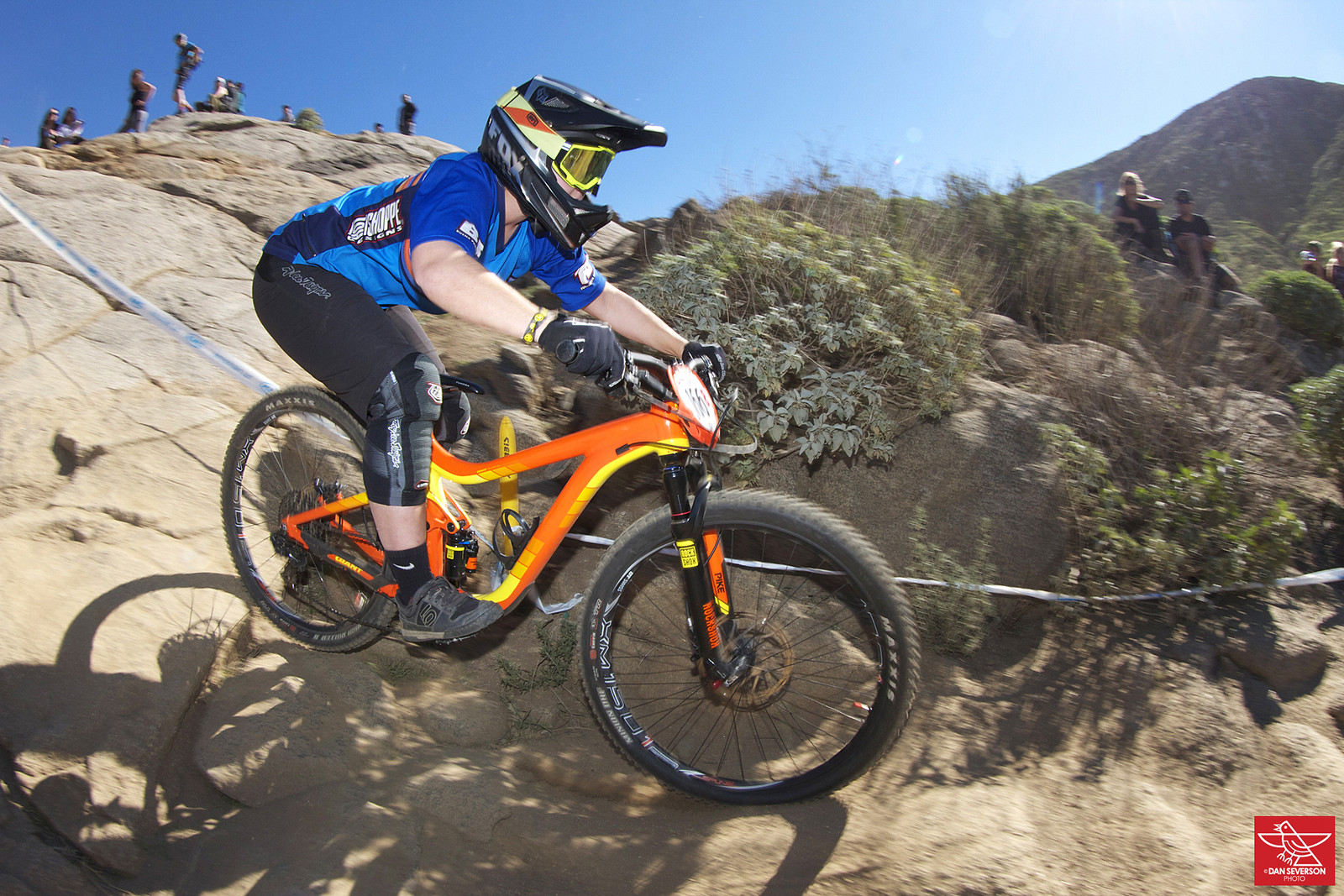 G-Out Project: Fontana 2015 - Giant Reign - danseverson photo - Mountain Biking Pictures - Vital MTB