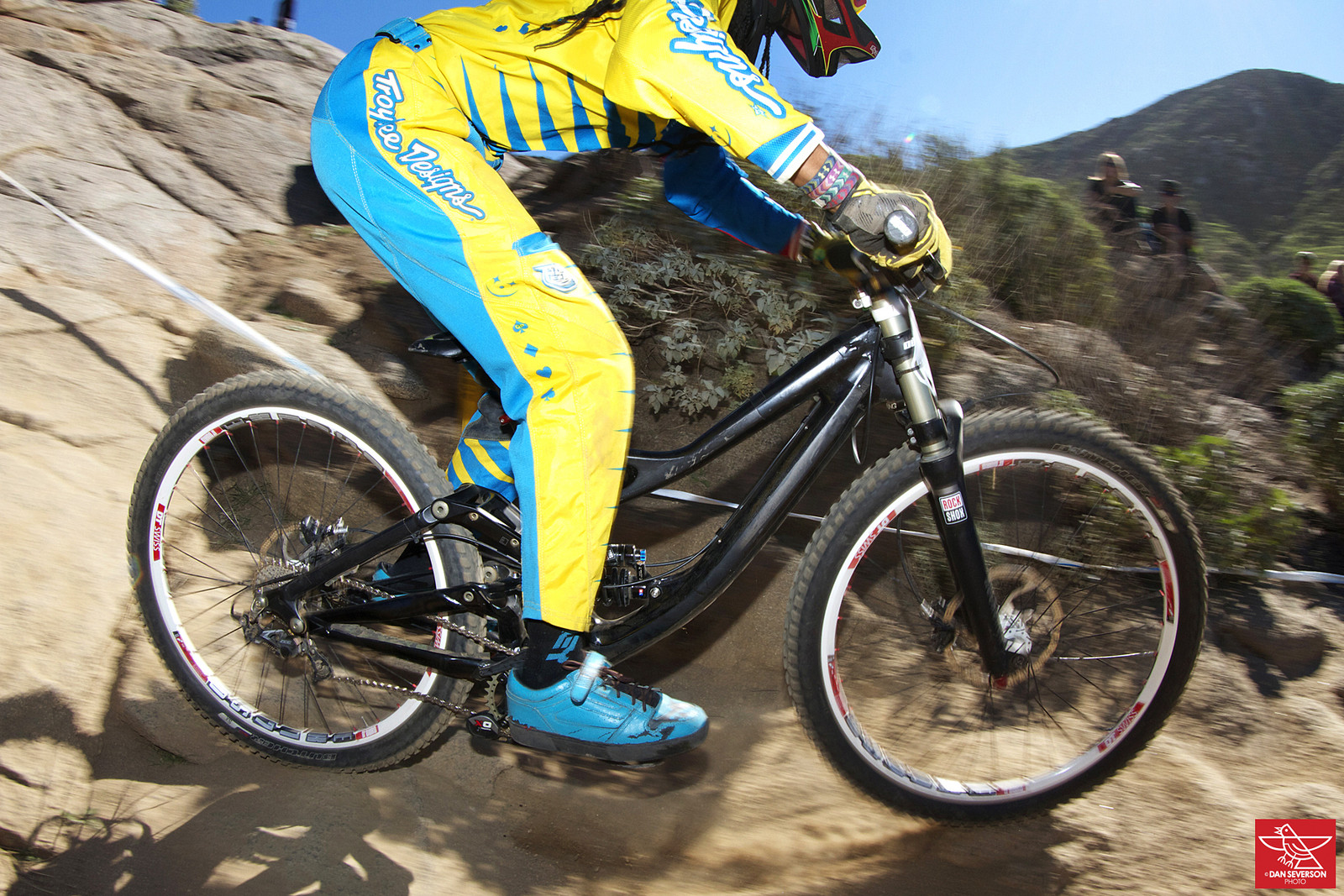 G-Out Project: Fontana 2015 - Specialized Demo 8 - danseverson photo - Mountain Biking Pictures - Vital MTB