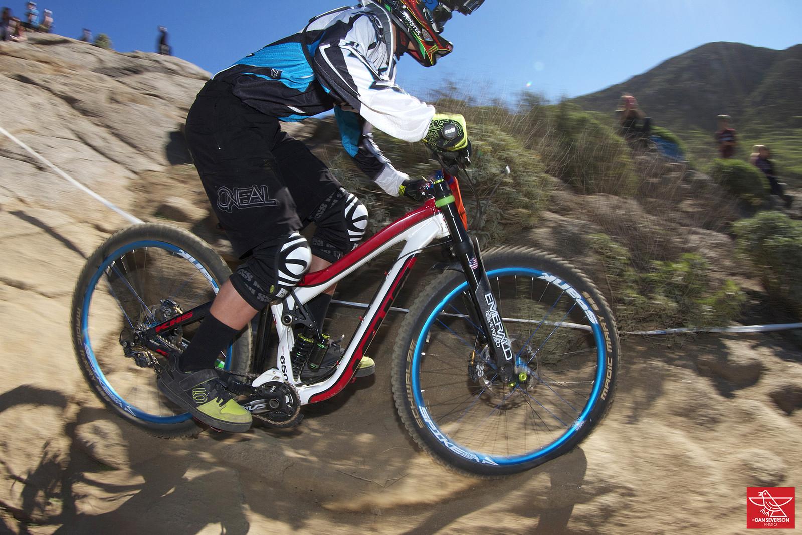 G-Out Project: Fontana 2015 - KHS DH650 - danseverson photo - Mountain Biking Pictures - Vital MTB