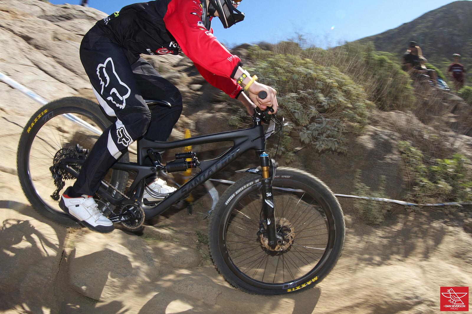 G-Out Project: Fontana 2015 - Santa Cruz Nomad - danseverson photo - Mountain Biking Pictures - Vital MTB