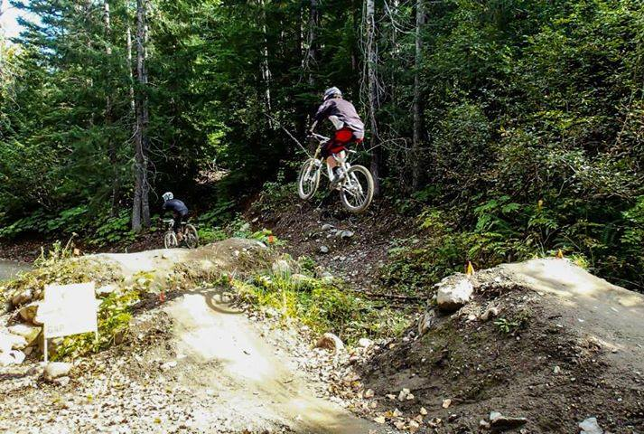 Dirt Merchant Big Creek Gap Snowsnow Mountain Biking