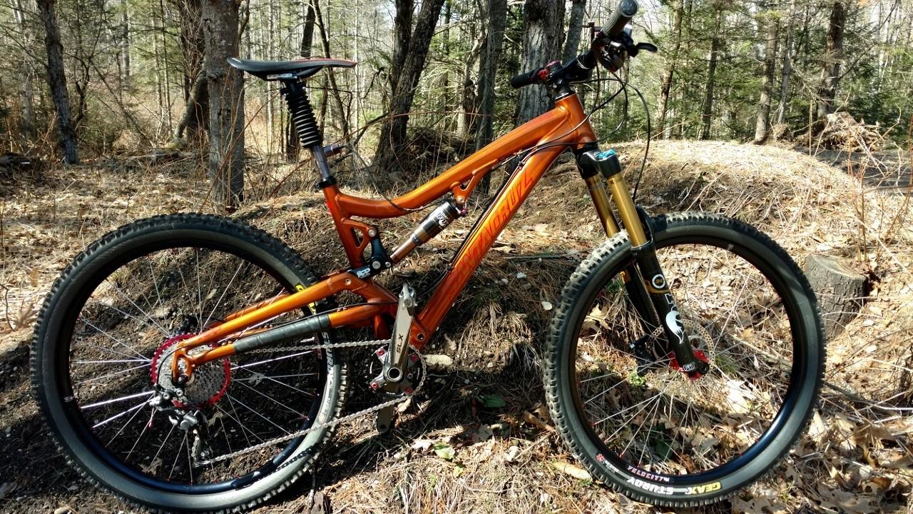 2012 Santa Cruz Butcher All-Mountain? Enduro? Trail? 28lbs.