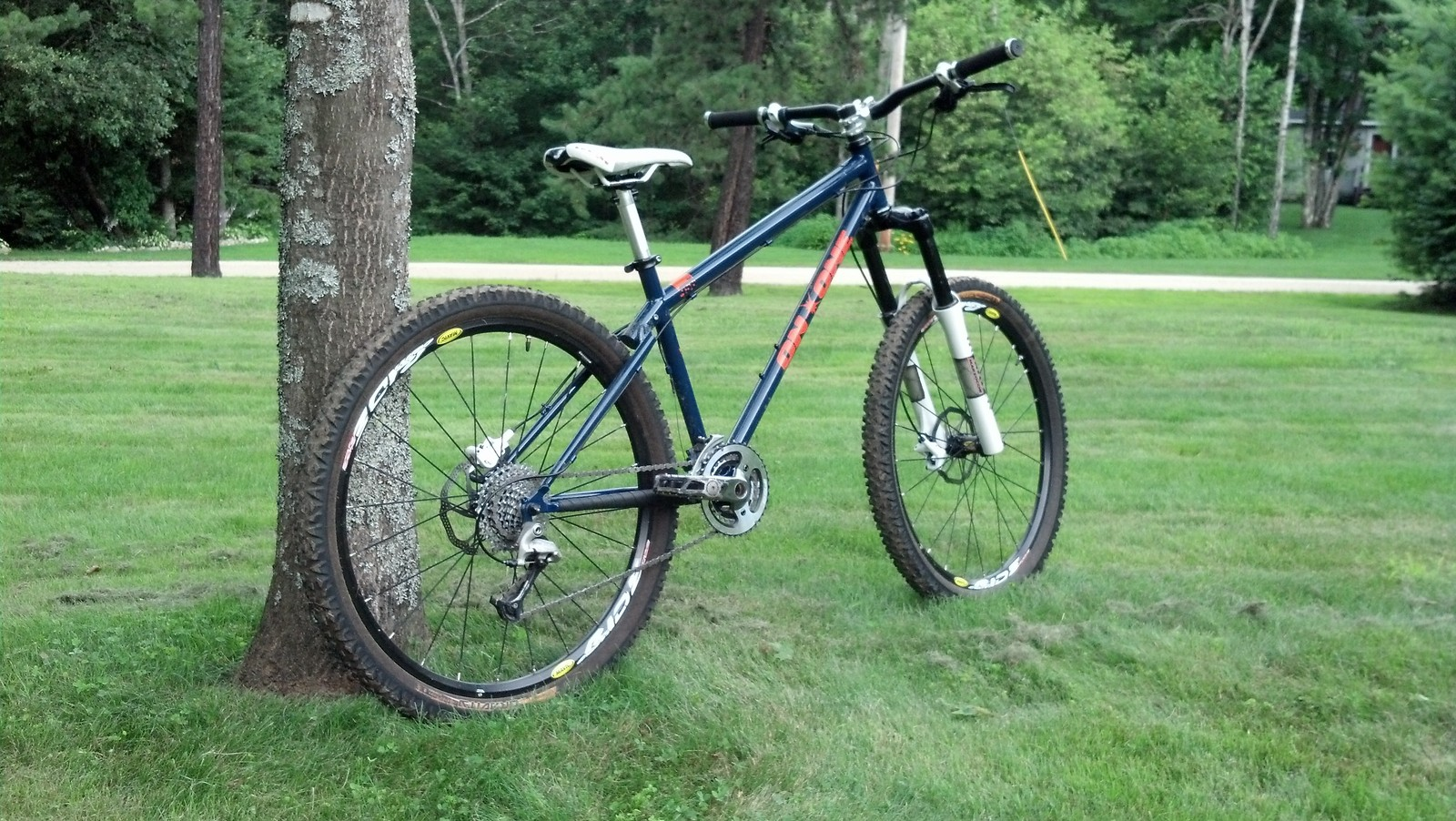 On One 456 EVO Chromoly Hardtail Dirt jump and/or All Mountain XC Machine 27.5lbs
