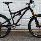 2015 NS Soda Evo Raging Aluminum Enduro Weapon Fox Shimano 180mm F&R 30.4 lbs