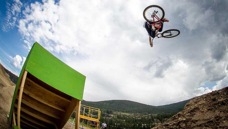 Colorado Freeride Festival Slopestyle Course Preview