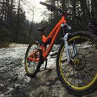 Updated: Orange Crushin Intense Cycles Tracer 275