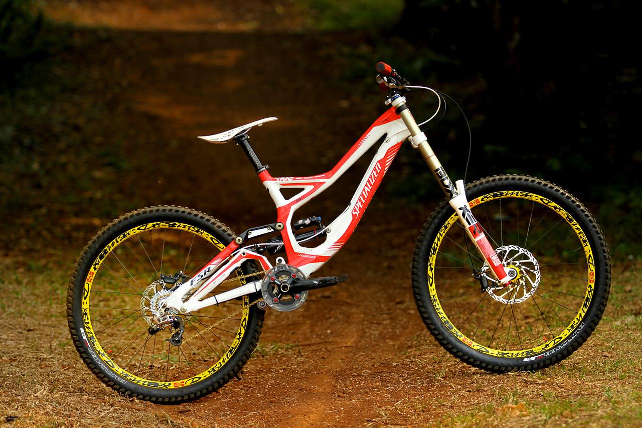 Demo cilegon - Andre Palmer - Mountain Biking Pictures - Vital MTB