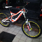 Andre Palmer's Specialized
