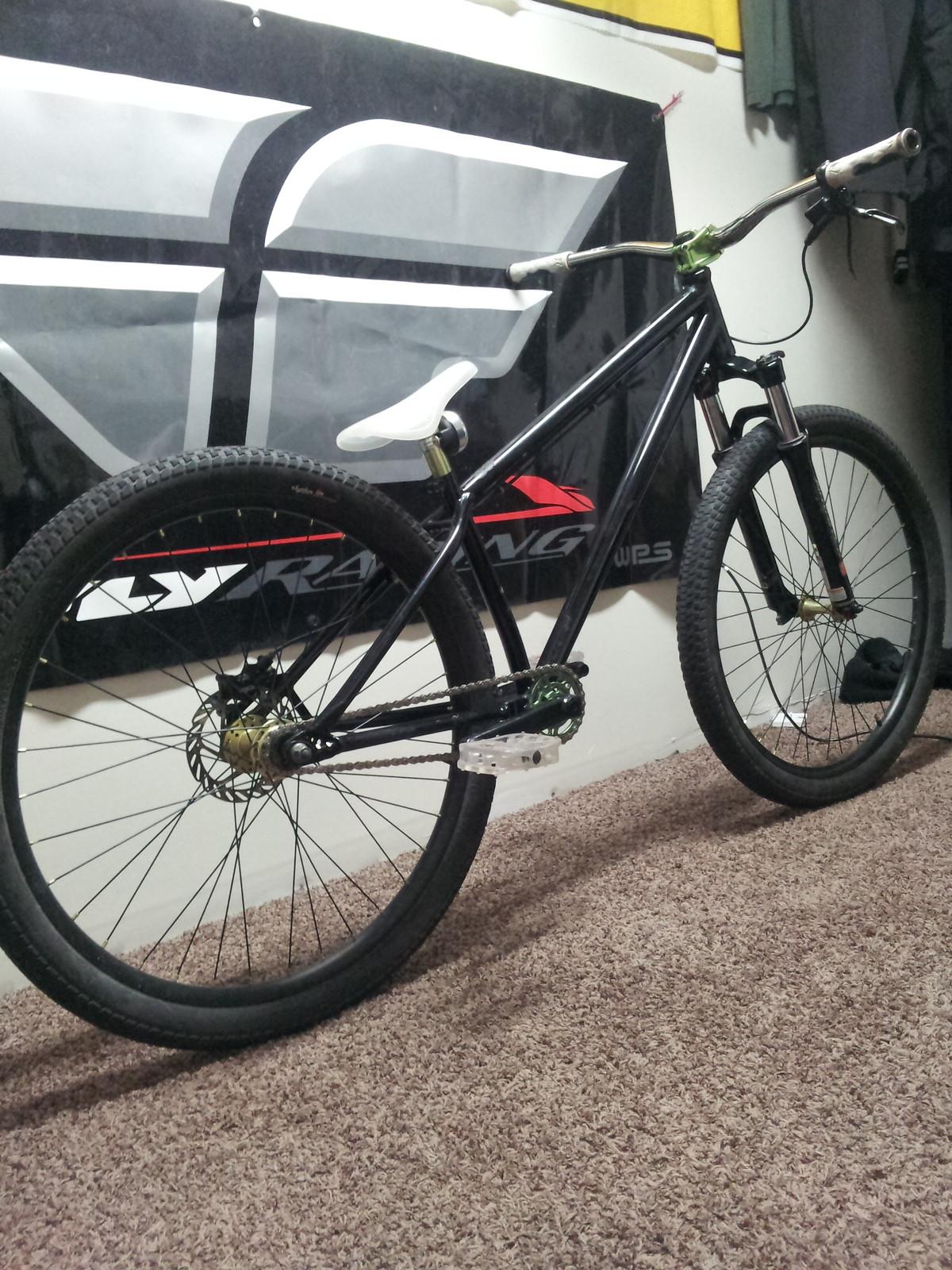 Dills Bike Check