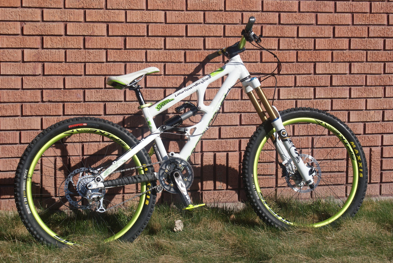 "taldfind's Commencal, ""Sugar"""