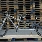 Tandem DH by Bicycle Fabrications